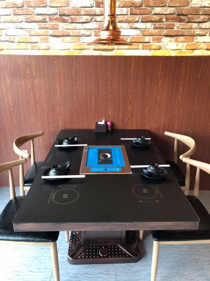 Z81 raybet雷竞技app烤肉一体桌