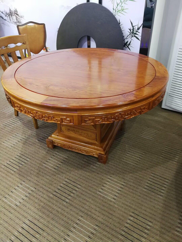 Z117实木桌